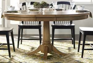 Expandable Pedestal Dining Table Candler Nutmeg Expandable Pedestal Dining Table From Liberty 223 T4860 Coleman Furniture