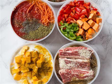 paleo instant pot freezer mini 22 crockpot freezer meal prep sessions that make dieting