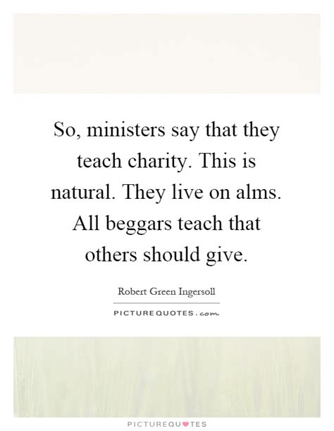 So This Is How They Do It All by So Ministers Say That They Teach Charity This Is