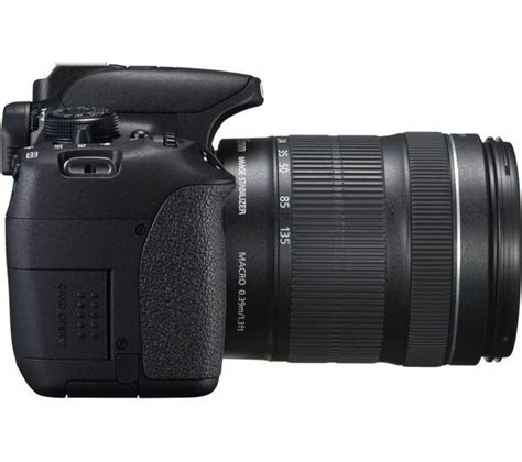 Canon Eos 700d Kamera Digital Unit Only buy canon eos 700d dslr with ef s 18 135 mm f 3 5 5 6 zoom lens free delivery currys