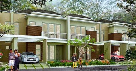 layout rumah cluster design rumah cluster vitis estate orchard park batam