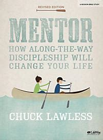 mentor bible study book revised how along the way discipleship can change your books mentor bible study ebook revised lawless chuck