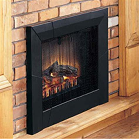 Fireplace Insert Trim Kit by Dimplex In Electric Fireplace Expandable Trim Kit
