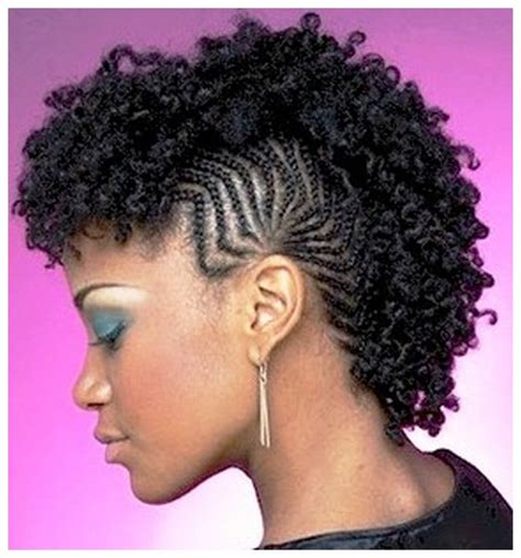 best hair to use for braided mohawk protective hairstyles for natural hair