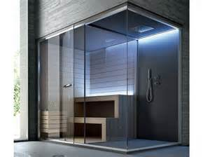 sauna dusche ethos sauna mit dusche by gruppo geromin design franco bertoli