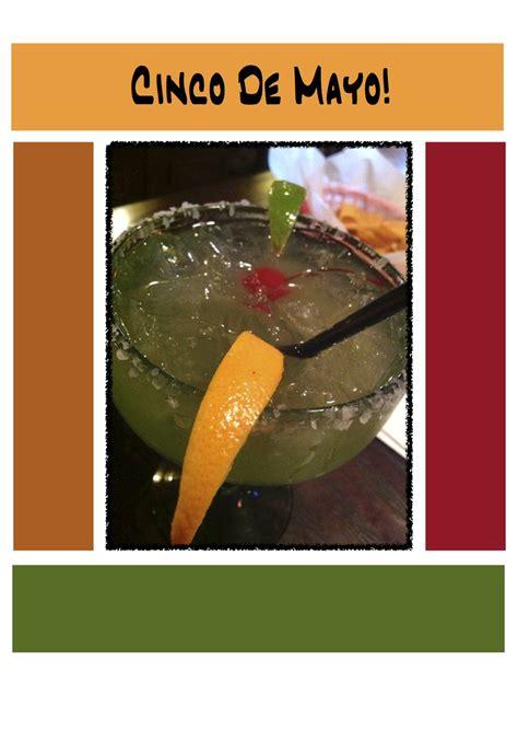 cinco de mayo colors enjoy the colors of cinco de mayo and the margarita s