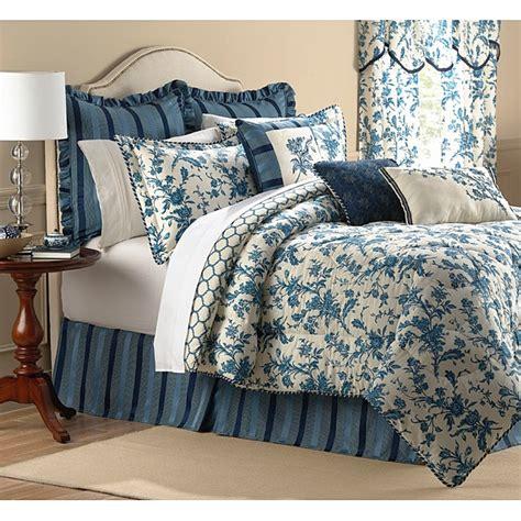 Williamsburg Bedding by Williamsburg Flowers 9 Size Comforter
