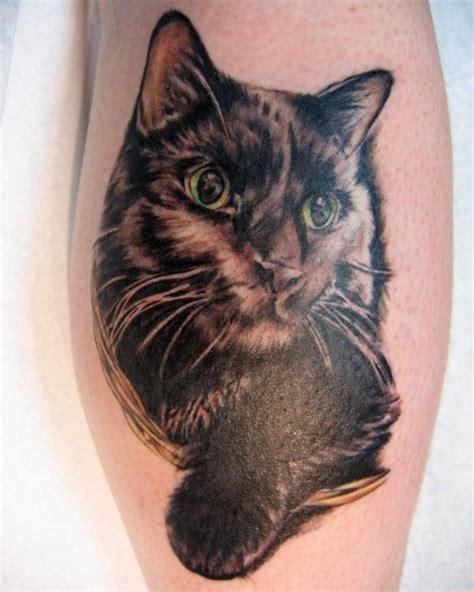 tattoo cat persian love it tattoo bodymodification cat body