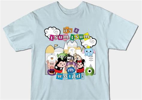 Shirt Tsum 1000 images about tsum tsum on disney vinyls and hong kong