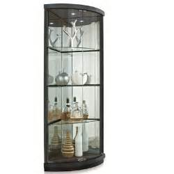 Corner Curio Cabinet Shelves List Price