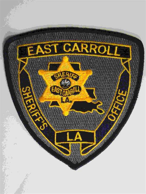 West Baton Sheriff Office by East Carroll Parish Sheriffs Office 2015 Personal