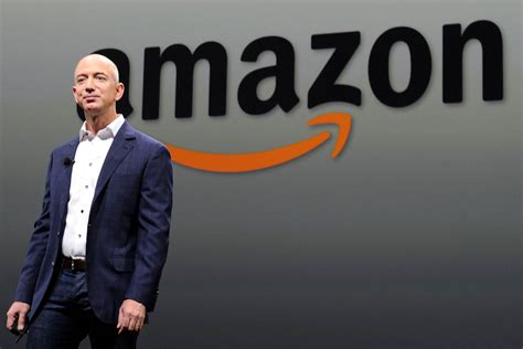amazon worth amazon s jeff bezos is the third richest man in the nation