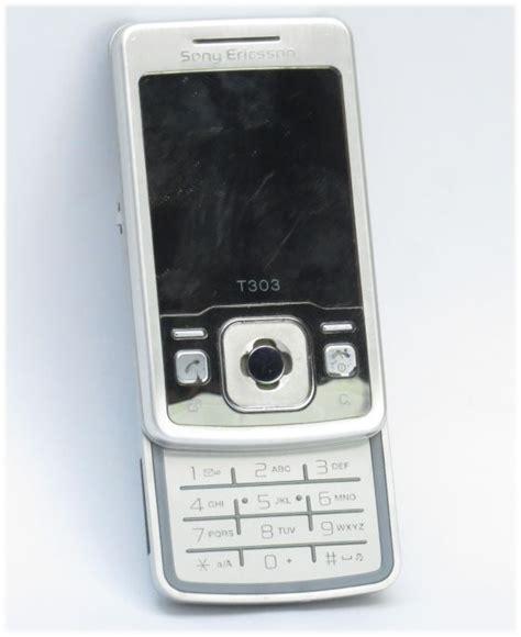 Kamera Sony Ericsson sony ericsson t303 sliderhandy mit kamera b ware handy