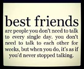 best friends understand friendship thoughts and truths