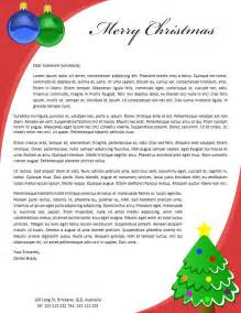 Holiday Letter Template Free Free Christmas Letter Templates Galleryhip Com The