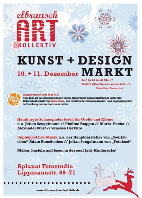 Designmarkt Hamburg by Kunst Und Design Markt F 252 R Einen Guten Zweck Der