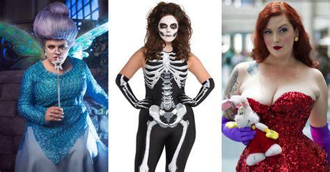 imagenes de halloween mujeres 20 disfraces talla pluz para presumir curvas en halloween