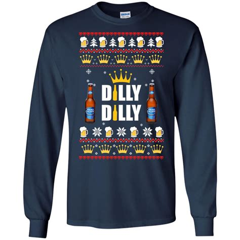 bud light sweater dilly dilly bud light t shirts hoodies sweater