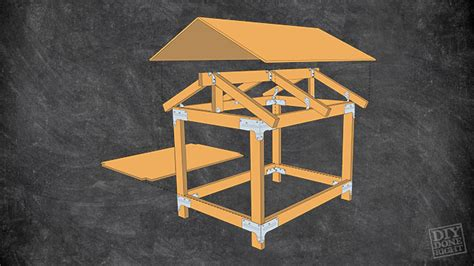 Kitchen Island Plans Diy diy dog house diy done right
