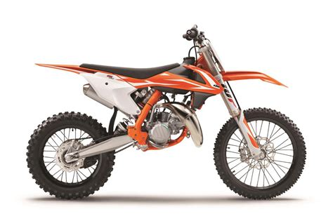 ktm motocross bikes ktm official release 2018 motocross models dirt bike