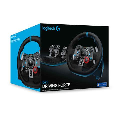 volante logitech ps3 logitech g29 driving para ps4 ps3 pc