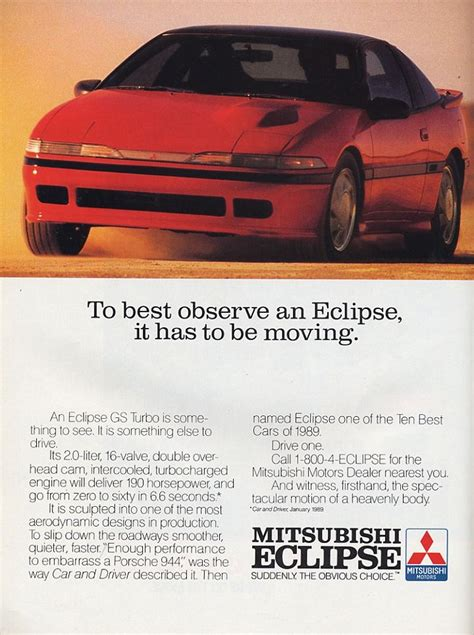 old car manuals online 1989 mitsubishi eclipse auto manual 1000 images about vintage car ads on cute pictures cars and subaru tribeca