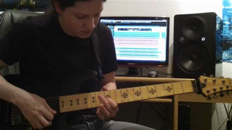 comfortably numb tutorial pink floyd comfortably numb 1st solo tutorial tab