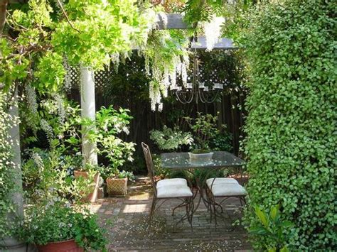 secluded backyard ideas 22 small backyard ideas and beautiful outdoor rooms