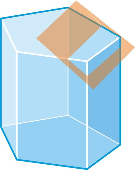 Cross Sections Of Solid Figures by Slts 4 5 Identify The Shape Of A Two Dimensional Cross