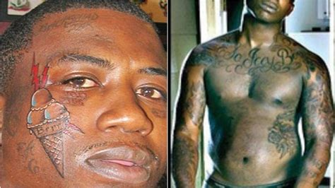 gucci mane tattoos pictures gucci mane tattoos his www pixshark