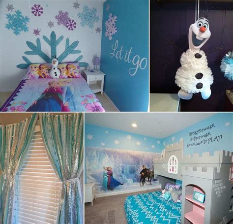 fabulous ways design a frozen themed room