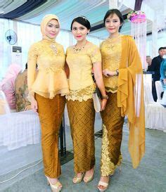 inspirasi desain dress kebaya nyonya malay traditional costume pinterest