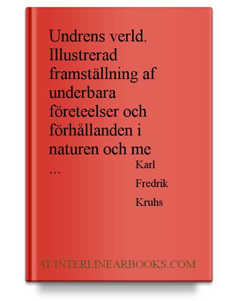 text of undrens verld illustrerad framst 228 llning af