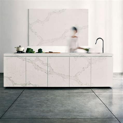 Island Sinks Kitchen 5131 Calacatta Nuvo Modern Kitchen Los Angeles By
