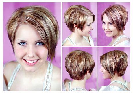 kurzhaarfrisur dickes gesicht frisuren kurze haare