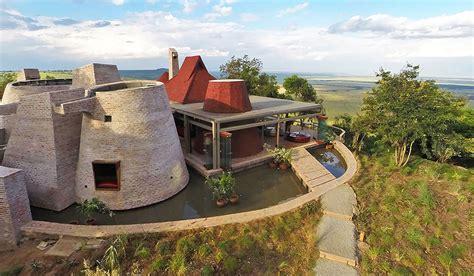 build design magazine kenya new kenyan safari lodge celebrates maasai vernacular with