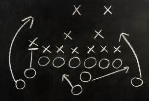 choosing an offensive system for a youth football team