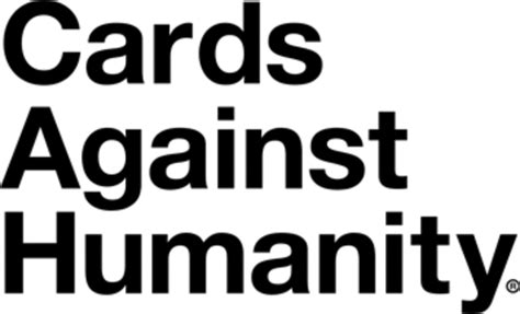 cards against humanity template logo cards against humanity your meme