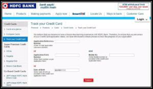 hdfc bank housing loan status hdfc credit card status how to track hdfc card application status online