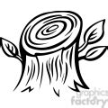 Stump Outline by Tree Stump Black And White Clipart Clipart Suggest