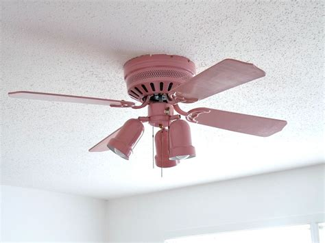 Ceiling Fan Pink by 10 Adventiges Of Pink Ceiling Fans Warisan Lighting