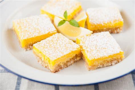 28 Luscious Lemon Dessert Recipes Lemon Dessert Bars