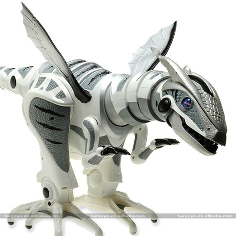 Robo Dinosaur tt320 big robot walking dinosaurs touch sensor for