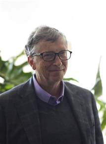 quot dear class of 2017 quot bill gates has a message for you