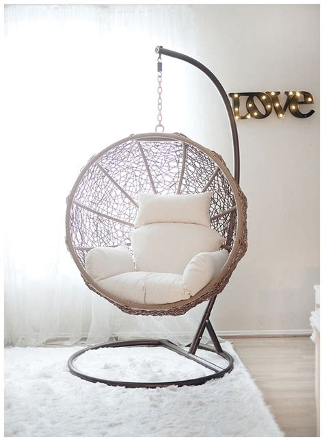 best 25 indoor hanging chairs ideas on pinterest hanging indoor chair best home design 2018