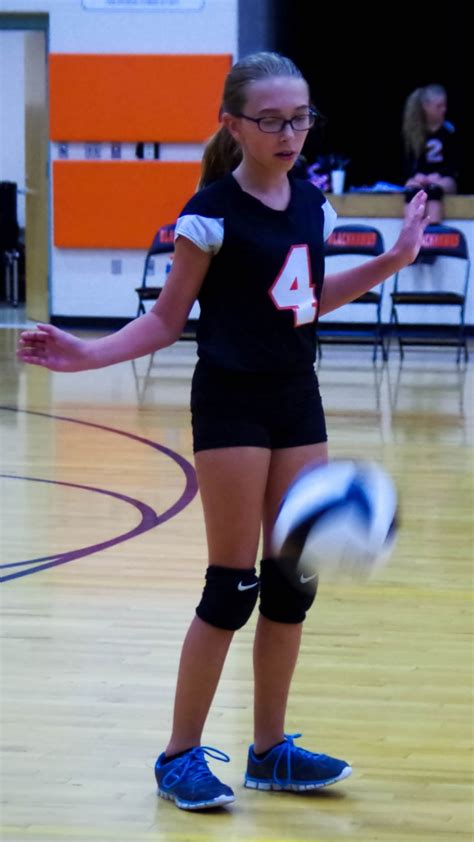 The Gallery For Middle School Girls In Volleyball Shorts