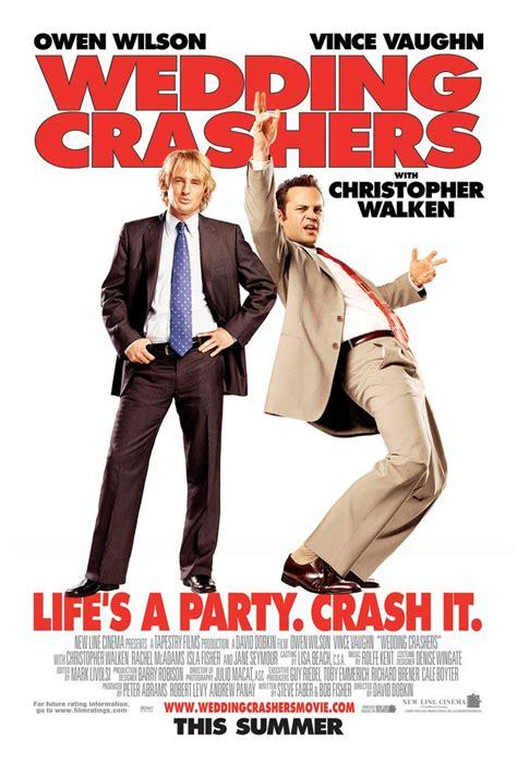 wedding crashers length poster of wedding crashers 2005 in dual
