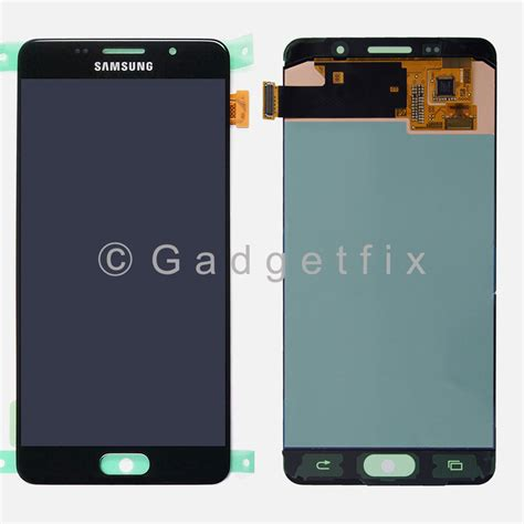Lcd Samsung A5 2016 black touch screen digitizer lcd display for samsung galaxy a5 2016 a510f a510m 232231599982