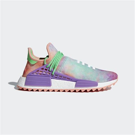mc shoes adidas pharrell williams hu holi nmd mc shoes orange
