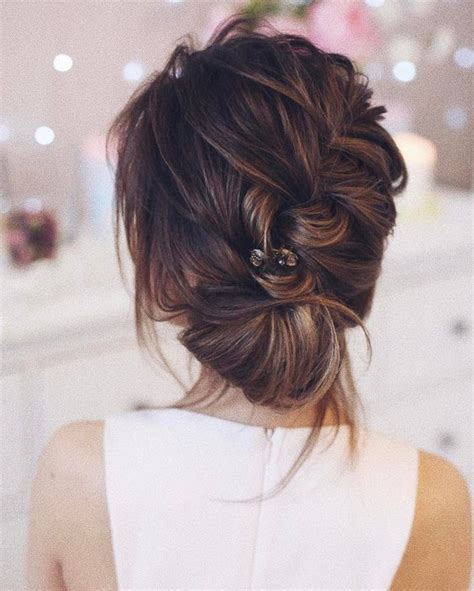 wedding hairstyles casual updo 28 casual wedding hairstyles for effortlessly chic brides